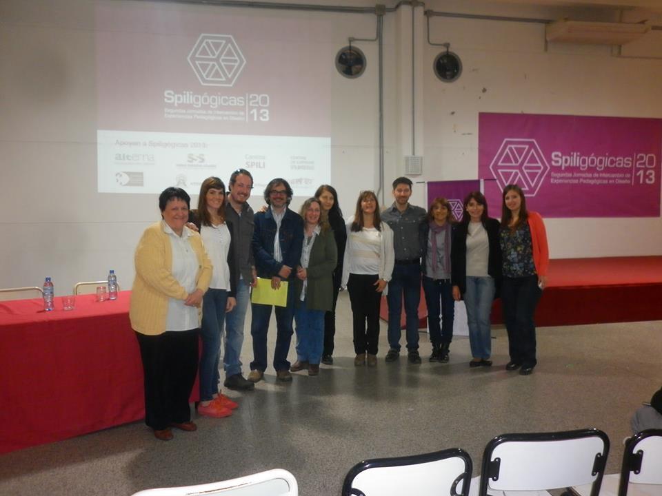 IIª Jornadas de Intercambio de Experiencias Pedagógicas en Diseño