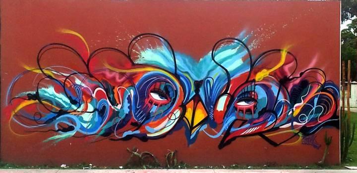 mural spili
